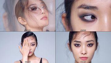 美妆眼影视频素材下载