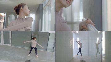 芭蕾舞视频素材下载