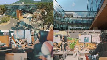 办公环境视频素材
