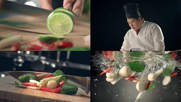 厨师视频素材