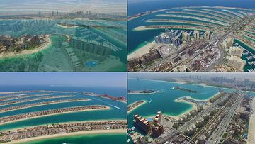 4K迪拜视频素材下载
