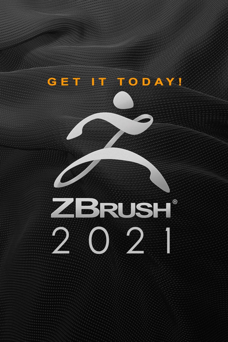 ZBrush 2021中英文Mac/Win破解版