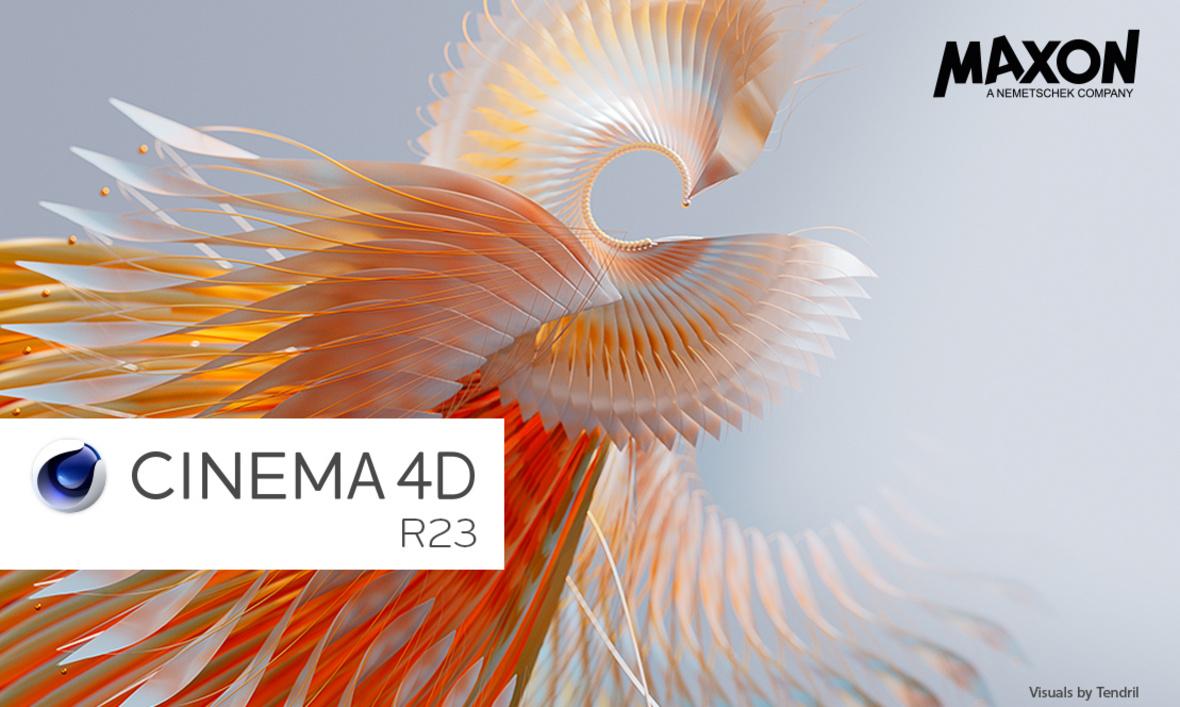 C4D R23破解版下载MAC/WIN