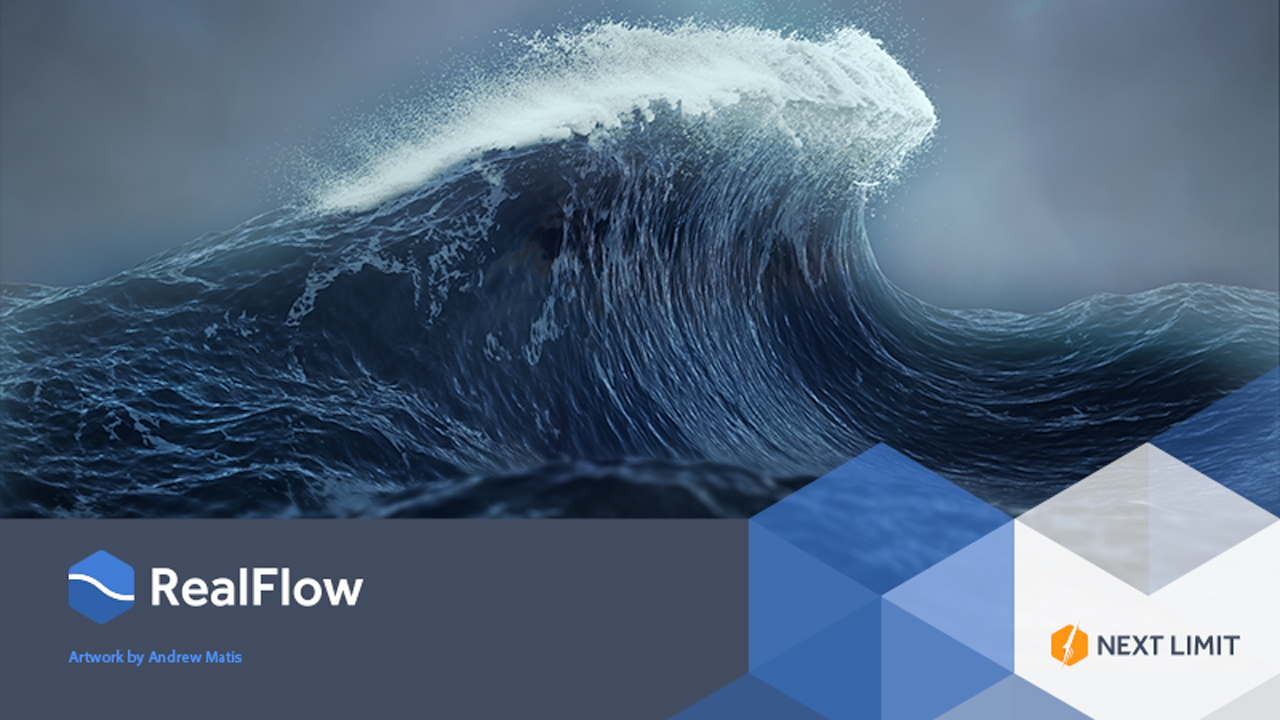 RealFlow 10.5 Win破解版