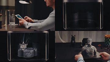 3D打印视频素材