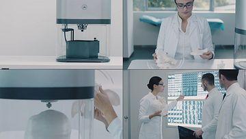 4K3D打印在医疗领域的运用