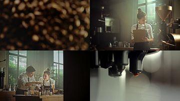 咖啡视频素材