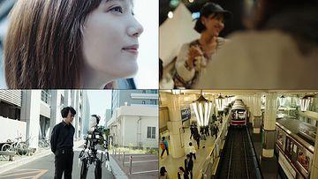 行走日本视频素材
