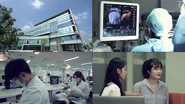 医科大学视频素材