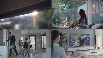 智能家居视频素材