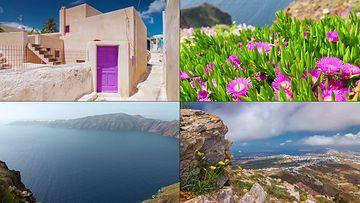 希腊风情视频素材
