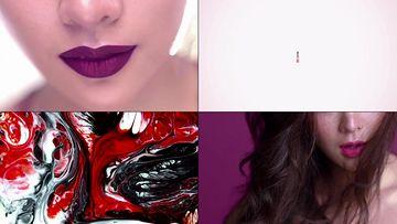 美妆时尚快节奏视频素材