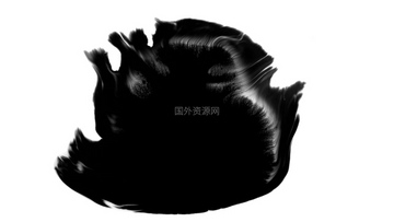 水墨通道视频素材34