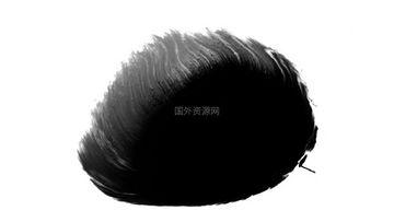 水墨通道视频素材48
