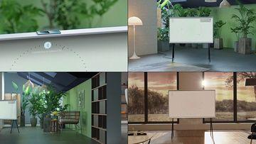 智能家居室内设计视频素材