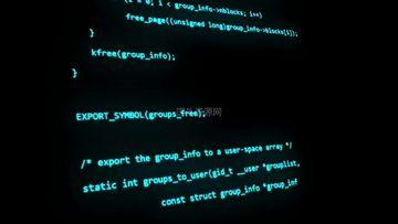 计算机语言视频素材