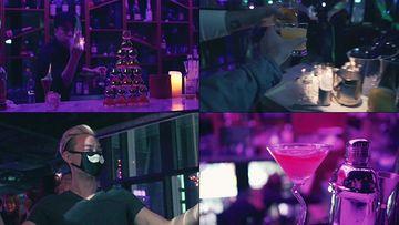 夜店酒吧视频素材