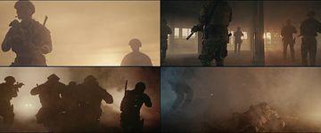 美国大兵视频素材