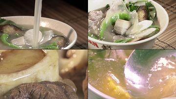 浓汤美食排骨汤