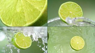 柠檬视频素材