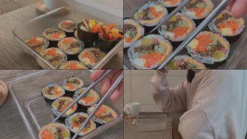 午餐日本寿司