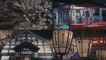 日本京都小街小巷视频素材