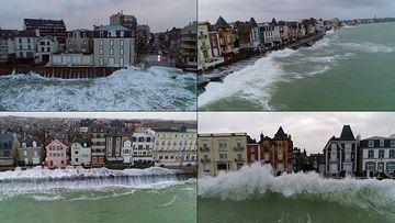 法国海滨小镇圣马洛