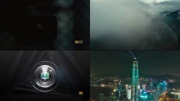 8K无人机视频素材