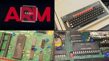AMR处理器视频素材
