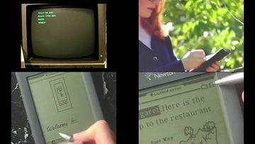 旧电脑传统手机