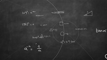 数学公式AE模板
