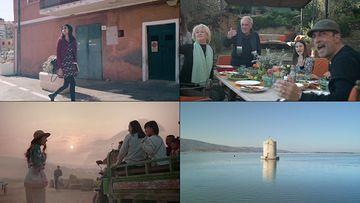旅游旅行环游世界视频素材