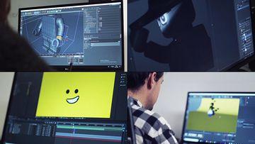 产品开发动画设计公司视频素材