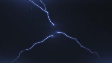 电流VFX视频素材S3