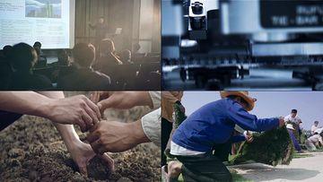 企业文化视频素材