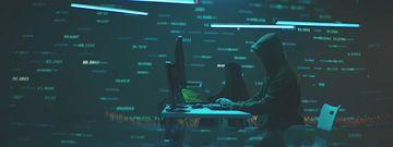 4K骇客黑客视频素材